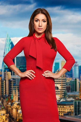 Jemelin Artigas: Latina on The Apprentice 2019